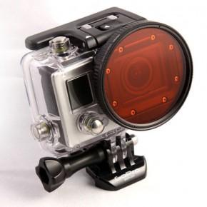 Фотофильтр на камеру в тире