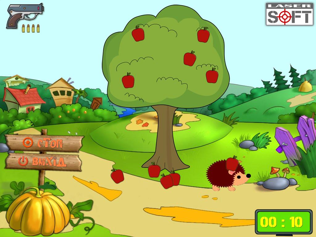 appleshooting